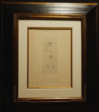 Salvador Dalí, 'Faust Vignettes Grotesque', 1969