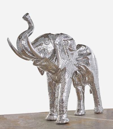 Laurence Jenkell, 'Elephant Sculpture Jelly Wrap ', 2017