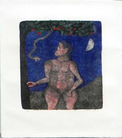 """Rufino Tamayo, '""""Eve""""', 1994"""