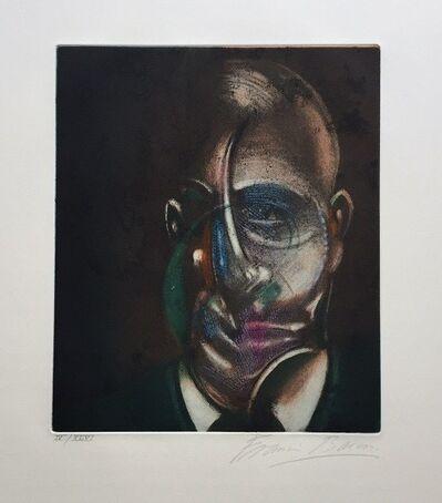 Francis Bacon, 'Portrait of Michel Leiris 1976', 1978