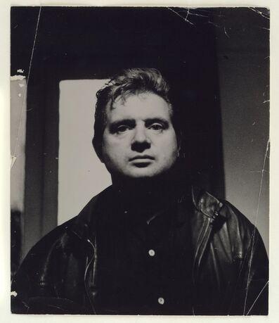 John Deakin, 'Portrait of Francis Bacon', 1962