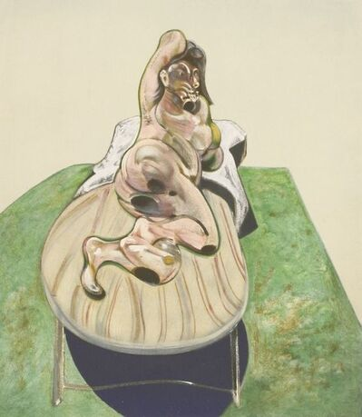 Francis Bacon, 'Portrait of Henrietta Moraes', 1966