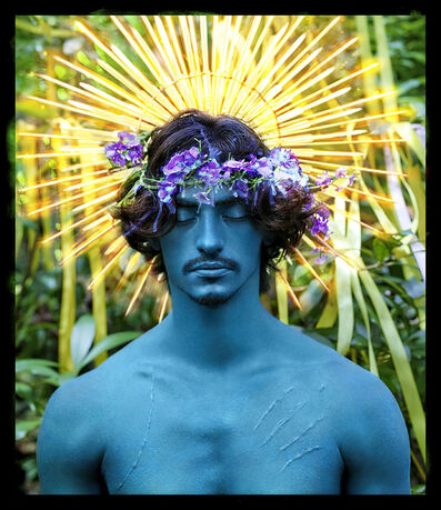 David LaChapelle, 'Behold', 2017