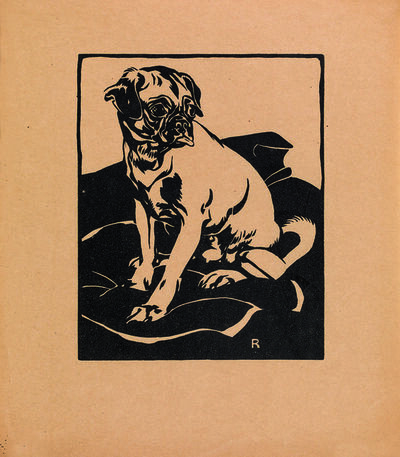 Norbertine Bresslern-Roth, 'Pug', before 1919