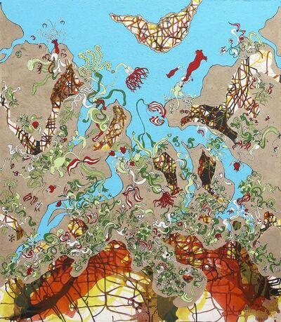 Patrick Altes, 'Hanging Gardens of Babylon 3', 2013