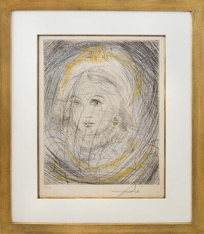 Salvador Dalí, 'Faust Suite: Portrait of Marguerite, 1968-1969', 1968