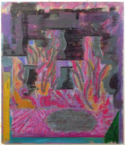 Michael Berryhill, 'Purple Ruin'