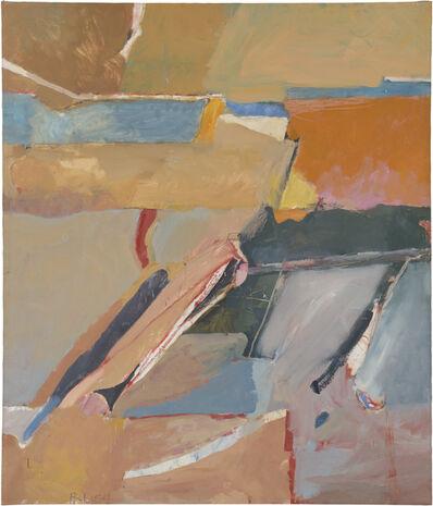Richard Diebenkorn, 'Berkeley #8', 1954