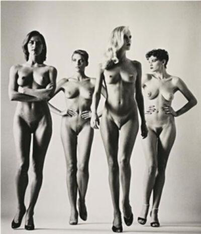 Helmut Newton, 'Nude Sie Kommen'