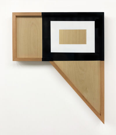 Dario Escobar, 'Geometric Composition No. 4 ', 2018