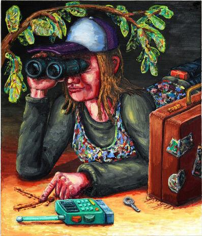 Willem Weismann, 'Signs of life (front)', 2016