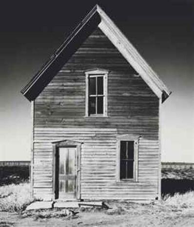 Wright Morris, 'Farmhouse (near McCook, Nebraska)', 1940
