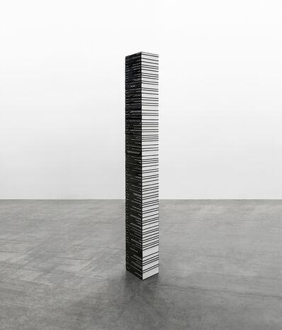 Andrea Galvani, 'Column on Varieties of Oblivion', 2018