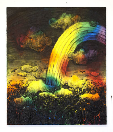 Willem Weismann, 'Tropical Rainbow (midnight)', 2014