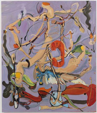 Stefanie Heinze, 'OWOWOW (Fingerspitzengefühle)', 2016