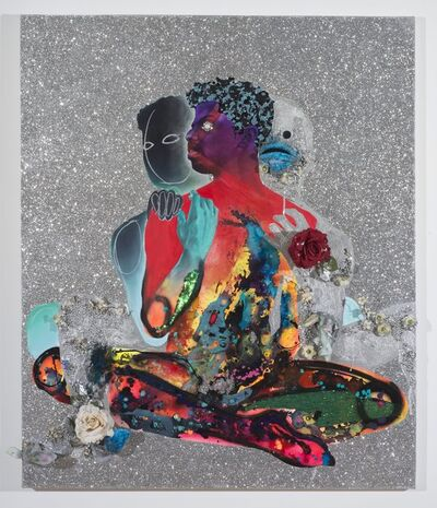 Devan Shimoyama, 'With You Always', 2014