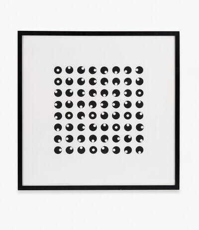 Edoardo Landi, 'Verso l'alto, verso il basso', 1961