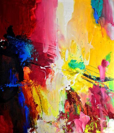 Jean-Pierre Lafrance, 'Love is the answer', 2016