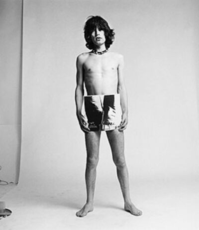 David Montgomery, 'Mick Jagger, Sticky Fingers (1971)', 1971