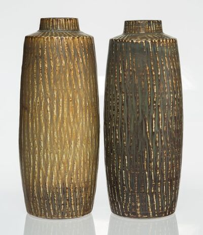 Gunnar Nylund, 'Pair of Floor Vases', 1950-1959
