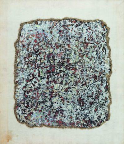 George Chann, 'The Stone Inscription', 1950