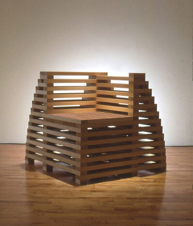 Jackie Ferrara, 'Corner Chair', 1998