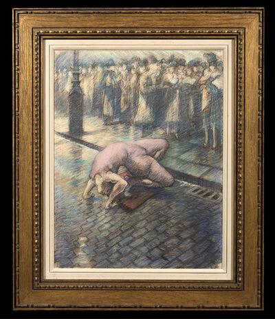 Christopher Richard Wynne Nevinson, 'The Acrobat', 1919