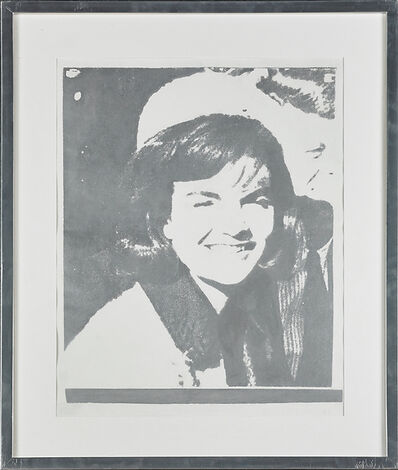 Andy Warhol, 'Jackie Kennedy I (Jackie I)', 1965