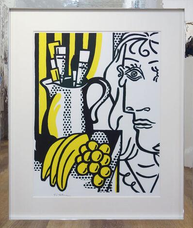 Roy Lichtenstein, 'Hommage á Picasso', 1982