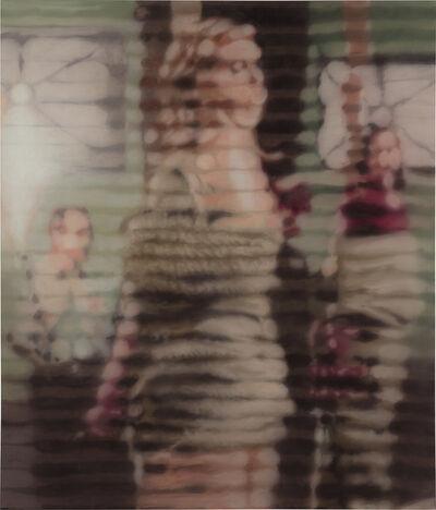 Raúl Cordero, 'Flared Scene (with Condo like figure in the background)', 2013