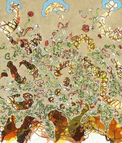 Patrick Altes, 'The Hanging Gardens of Babylon 2', ca. 2015