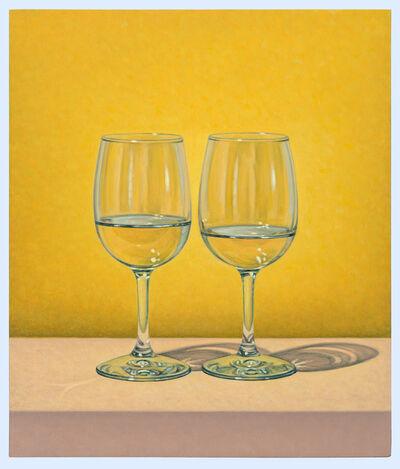 Tom Gregg, 'Two White Wines', 2013
