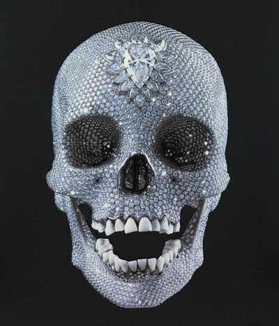 Damien Hirst, 'For the Love of God', 2007