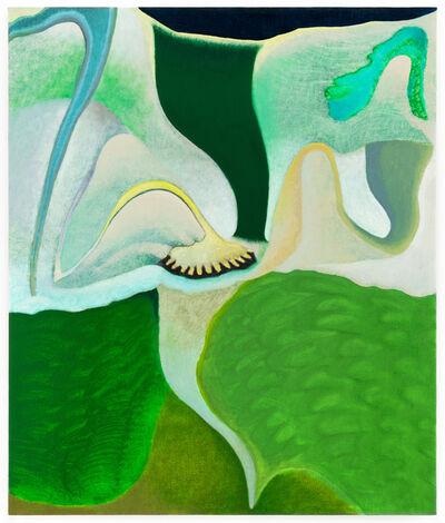 Kristy Luck, 'Cold Green Fields', 2018
