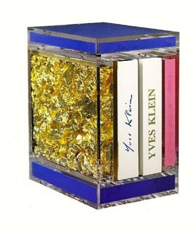 Yves Klein, 'Catalogue Raisonne', 1999