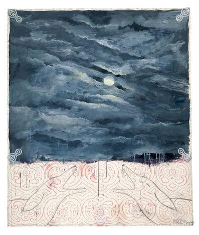 Robert Zakanitch, 'At the Moon of Infatuation', 2015