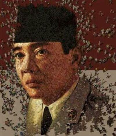 Syaiful Rachman, 'Soekarno'