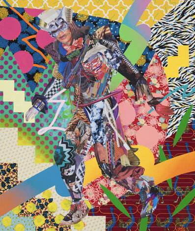 Yoh Nagao, 'Hopman A ', 2018