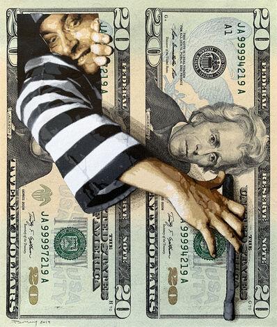 Penny, 'Breatkout Twenty Dollar', 2019