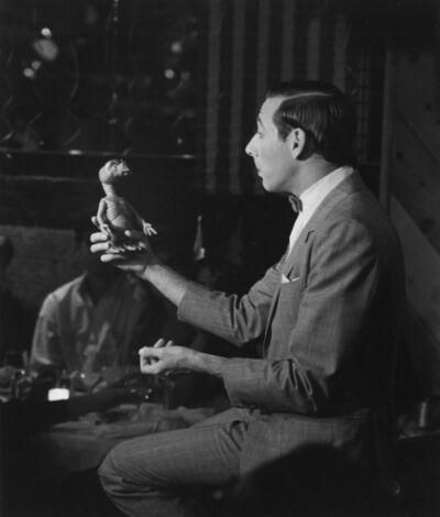 Eric Kroll, 'Pee Wee Herman at Caroline's NYC night club', 1986