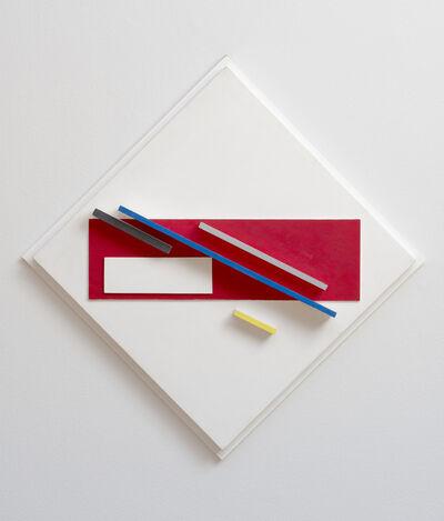 Jean Gorin, 'Composition Kinetic-temporal No. 78', 1970