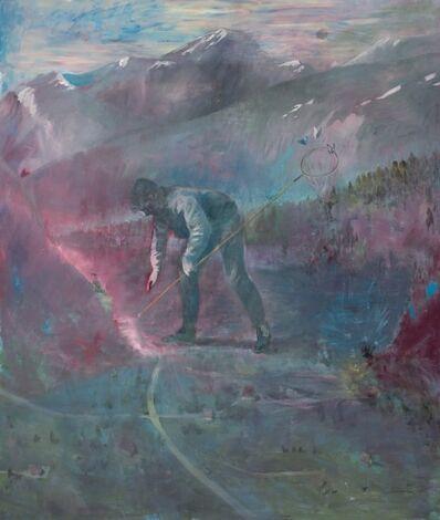 Danilo Buccella, 'Il rabdomante', 2017