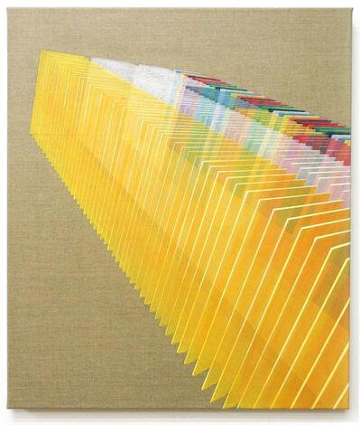 Daniel Mullen, '2000-2032 AD', 2017