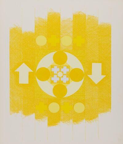 George Earl Ortman, 'Untitled', 1964