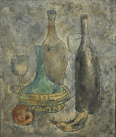 Louay Kayali, 'NATURA MORTA', 1960