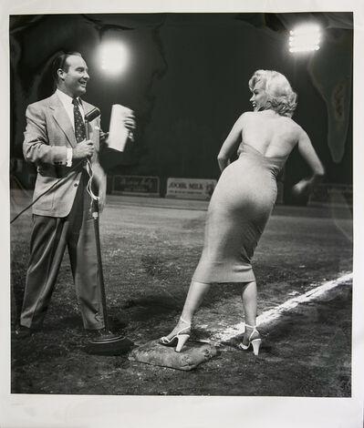 Frank Worth, 'Marilyn Monroe at the Ball Field'