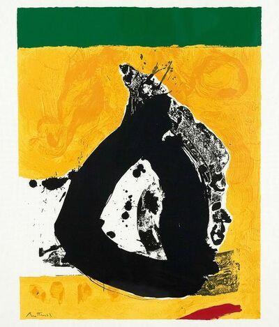 Robert Motherwell, 'Basque Suite No. 4', 1970