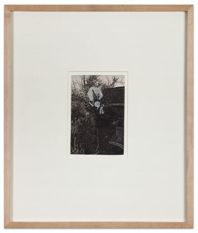 Bruce Conner, 'UNTITLED (OCTOBER 1, 1987)', 1987