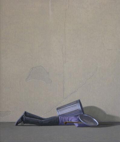 Vonn Sumner, 'Warrior (fallen)', 2011