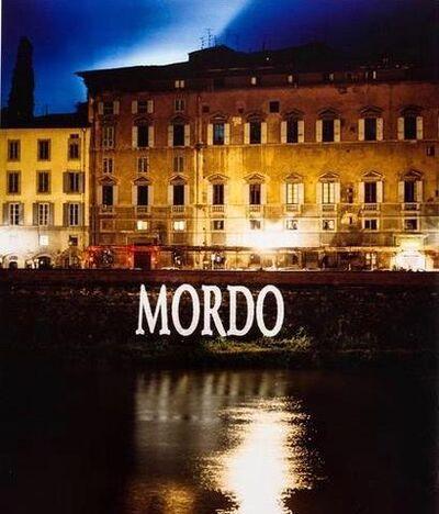 Jenny Holzer, 'Mordo', 2001